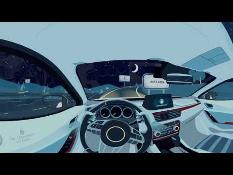 Drowsiness Alert - Does my car really know if I'm drowsy? Take a VR 360 test drive.