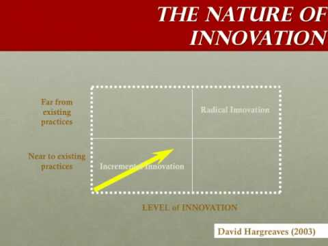 Innovation and Learning An introductory exploration