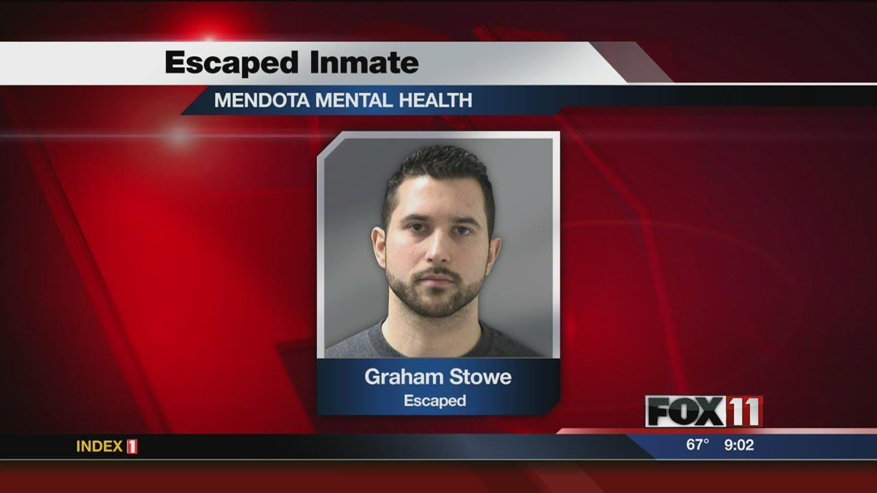 Search for escaped mental health inmate