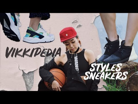 how-to-style-|-sneakers-lookbook-brought-to-you-by-vikkipedia
