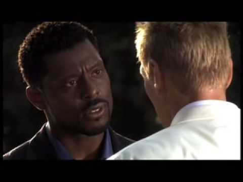 Blood and Bone. Eamonn Walker confronts Julien Sands  version