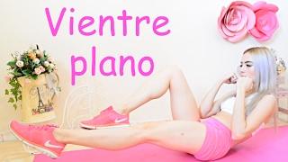 Vientre plano - Rutina de ejercicios / Perfecta de pies a cabeza (Dani Zilli)