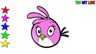 Birds Coloring Search On Easytuberscom Youtube Videos And Discover