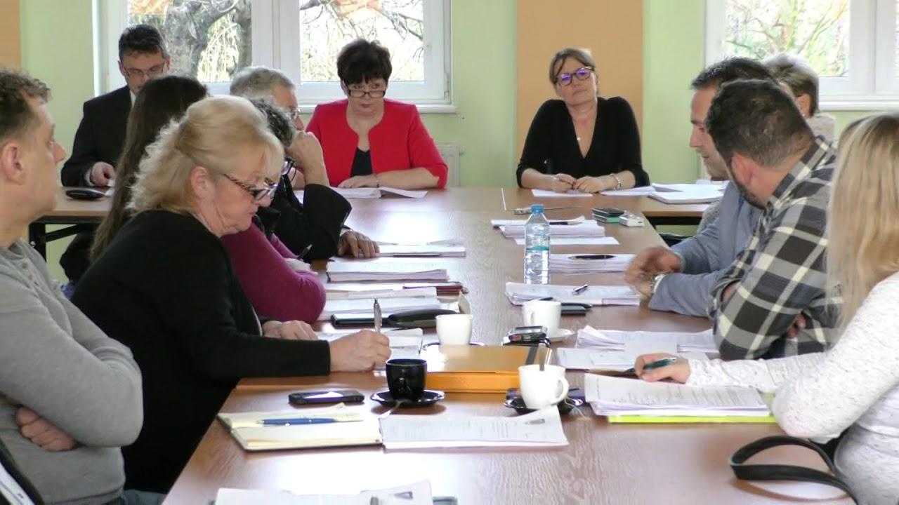 XXXVI sesja Rady Gminy Stegna CZ.I – 29.11.2017