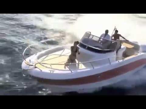 Sessa Marine Yachts - Open Line Key Largo 30