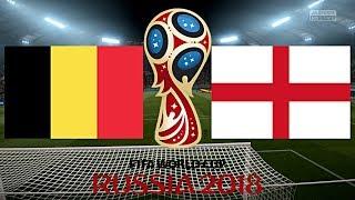 BELGIEN vs. ENGLAND | WM 2018 - SPIEL UM PLATZ 3