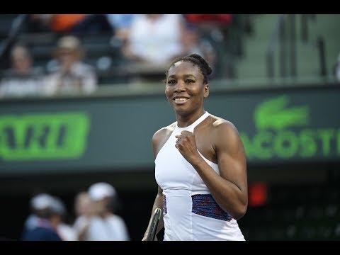 2018 Miami Second Round | Venus Williams vs. Natalia Vikhlyantseva