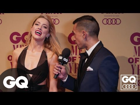 Amber Heard Talks 'Aquaman', Hollywood Abuse Allegations And The Yes Decision