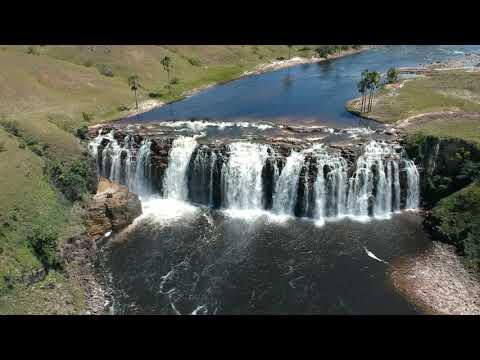 Cachoeira da Andorinha - Uiramutã/ Roraima