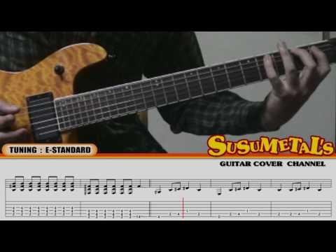 "How To Play ""The Hell Song"" (intro & solo) (with TAB) Sum41"