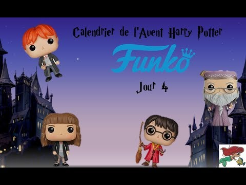 Calendrier De Lavent Harry Potter Funko Pop.Calendrier De L Avent 2018 Funko Pop Harry Potter Jour 4