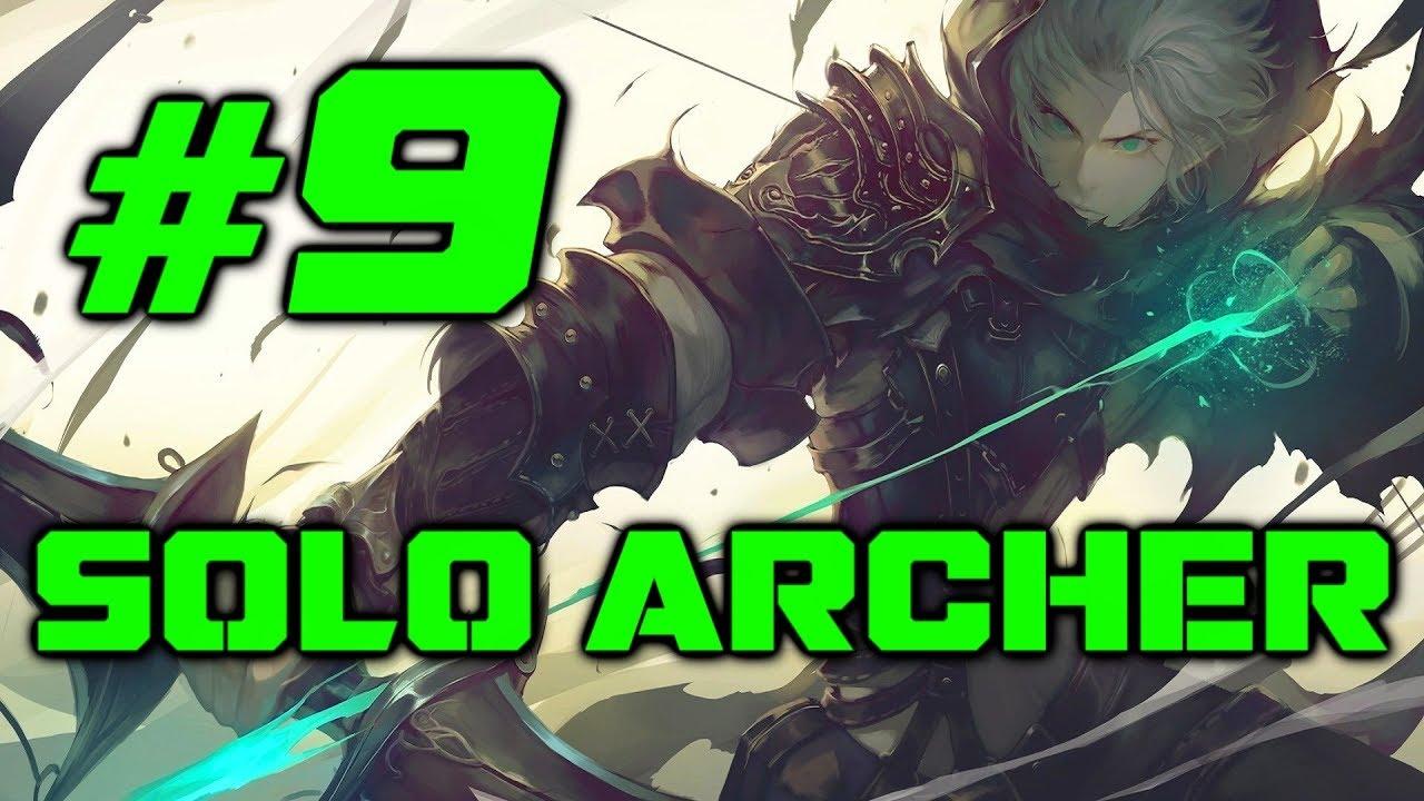 Divinity Original Sin 2: Archer solo Shadow Prince & Bishop