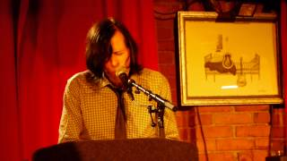 Ken Stringfellow - The Lover's Hymn (Live • Telakka • Tampere • Finland)
