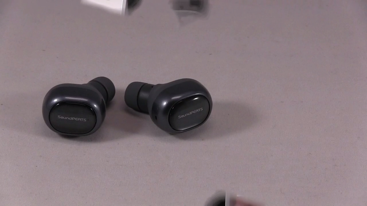 3d33bf086a0 Fully Wireless Earbuds Review - SoundPEATS - YouTube