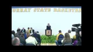 Gene W. Ray Center Dedication