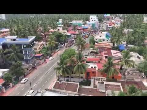 Time lapse of Peroorkada road, Thiruvananthapuram