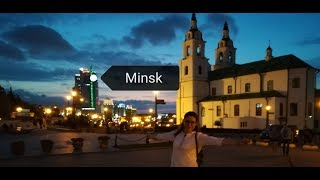 Беларусь.Минск.Европа в центре Минска!//MINSK city