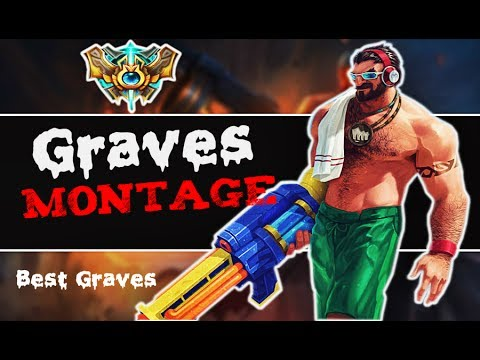 Graves Montage S7 😀 – Best Graves Plays SS7 | League Of Legends 2017