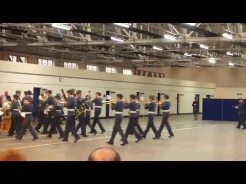 Devon & Somerset Wing -Air Cadet Band Championships 2013