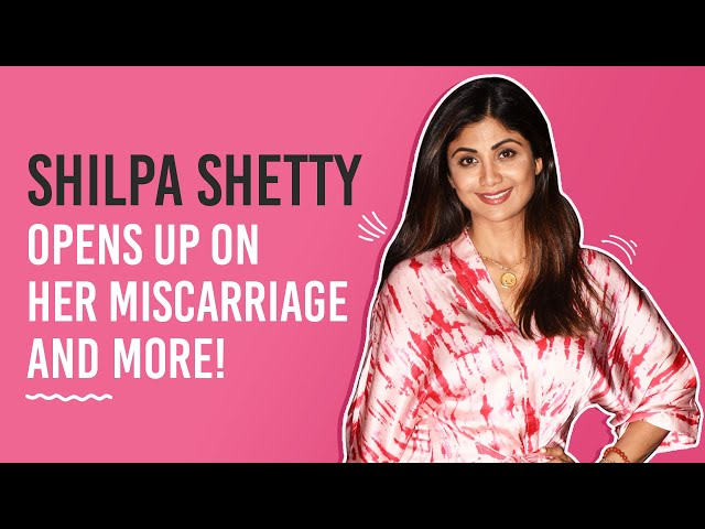Shilpa Shetty Kundra on her miscarriage to breaking barriers; she is the ULTIMATE Bollywood diva