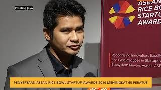 Penyertaan ASEAN Rice Bowl Startup Awards 2019 meningkat 60 peratus