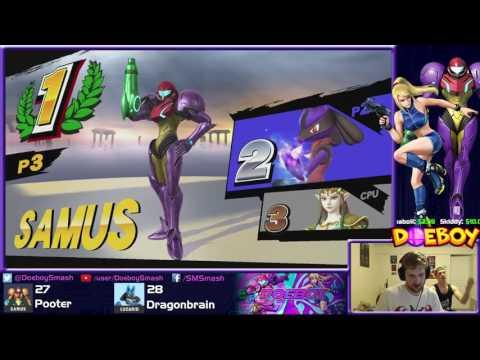 Samus vs. Lucario Discord Crew Battle!