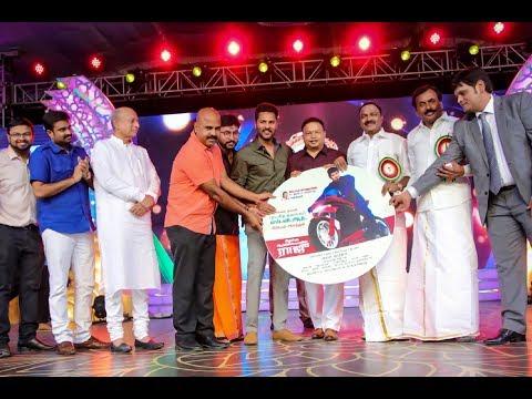 Kizhakku Africavil Raju Audio Launch   Rj Balaji   Prabhu Deva   A.L Vijay   Provoke Tv