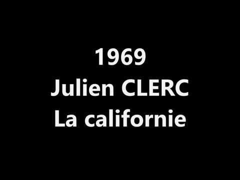 1969   Julien Clerc   La Californie