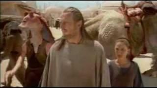 Звездные войны. Эпизод I: Скрытая угроза (1999, трейлер)