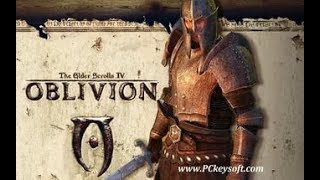 Oblivion как сделать себе любую броню без напряга!!!!!!