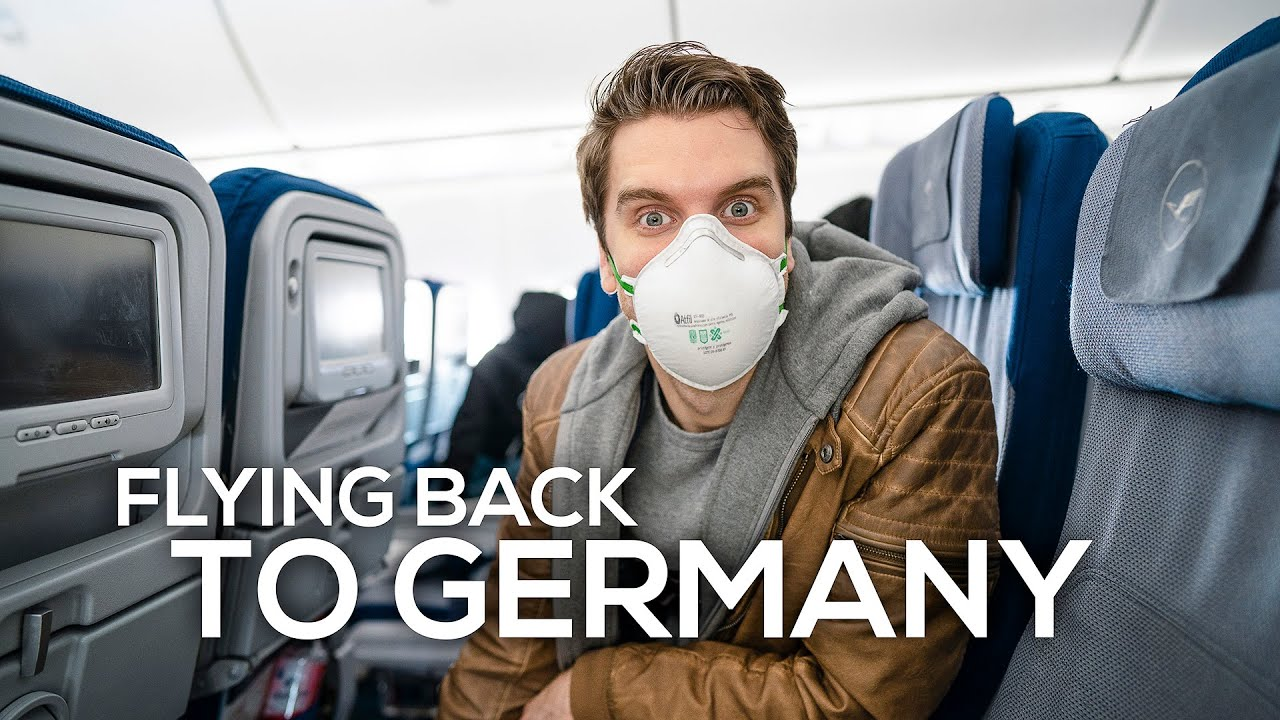 Trying To Enter Germany During The Pandemic