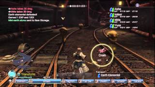 White Knight Chronicles II [HD] GR13 Quest: Take your Lumps II Online S Rank 1/2