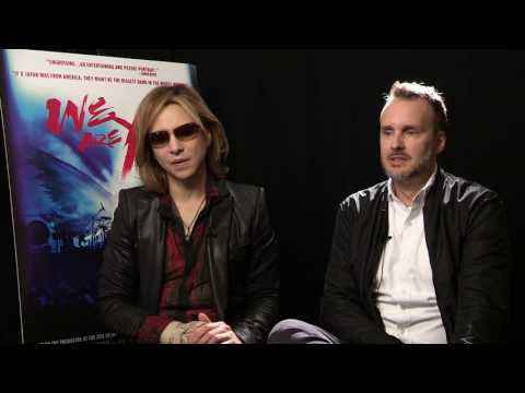 We Are X - Yoshiki and Stephen Kijak interview