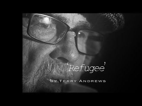 Roy Bailey sings 'Refugee' by Terry Andrews - august 2017
