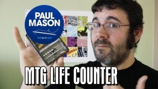 Custom Magic the Gathering Life Counter Abacus Style MtG