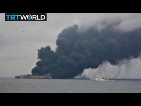 Oil Tanker Accident: Iranian operated vessel at risk of exploding