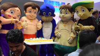 Chhota Bheem - Birthday Party Celebrations | For the first time in Hyderabad