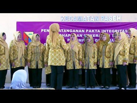 Mars Kabupaten Bandung - Mars PKK - Sabilulungan (Lirik)