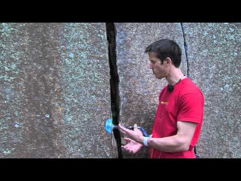 Crack School Episode 5 - Gear and Gear Placement - by Tom Randall and Pete Whittaker