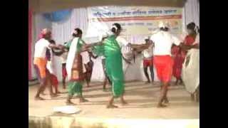 Tarpa Dance Mokhada (Adiwasi Warli Dance)