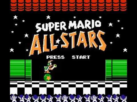 Super Mario All-Stars NES (NES) - Vizzed com GamePlay (rom hack)