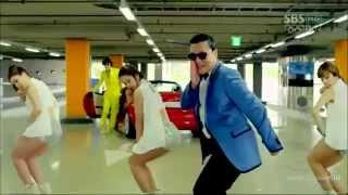 Gambar cover Gangnam style