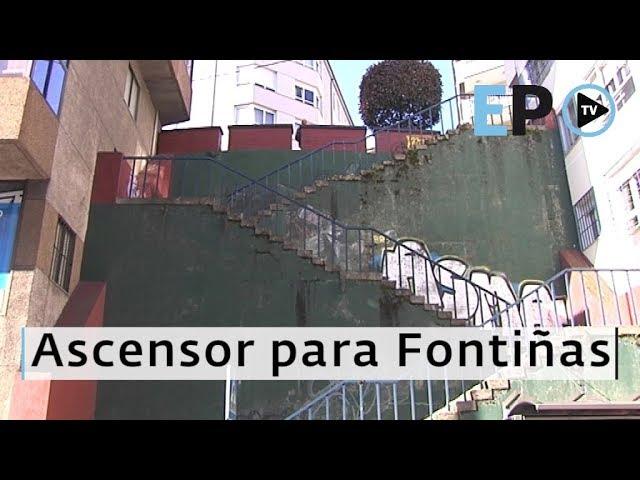 El Progreso TV ►Lugo instalará un ascensor panorámico en Fontiñas