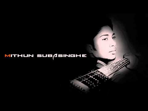 Bindu bindu mal wesse  - Instrumental Cover by Mithun Subasinghe(Dhvani Studio creations - 2015)