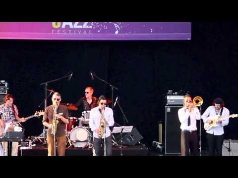 Jimi Brown Experience  Dolly dagger  au Nice Jazz Festival