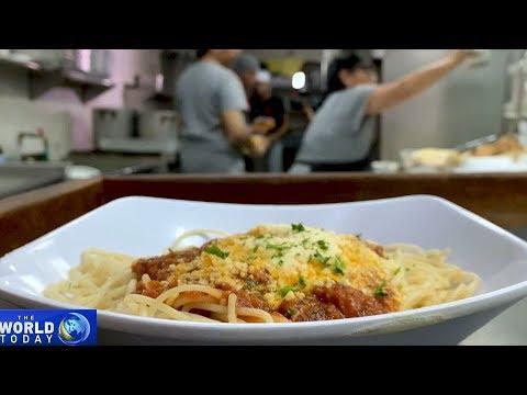 Restaurant combats hunger in Venezuela