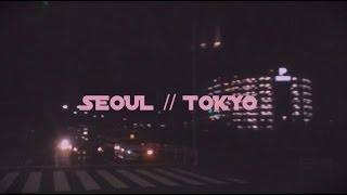48 hours in seoul & tokyo