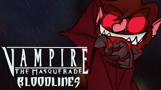 Let's Play Vampire The Masquerade: Bloodlines - SEXUAL HEALING - Gameplay Part 3