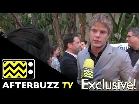 Graham Rogers @ Hulu's Resident Advisors' Red Carpet | AfterBuzz TV