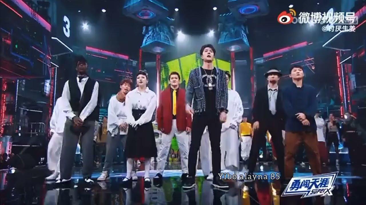 Download Street Dance Of China Season 4 Yibo Wang Za BooM🔥Ep 9 #wangyibo #streetdanceofchinas4 #lay #henry